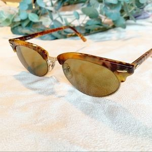 Vintage | Bausch & Lomb | Ray-Ban Oval Clubmaster